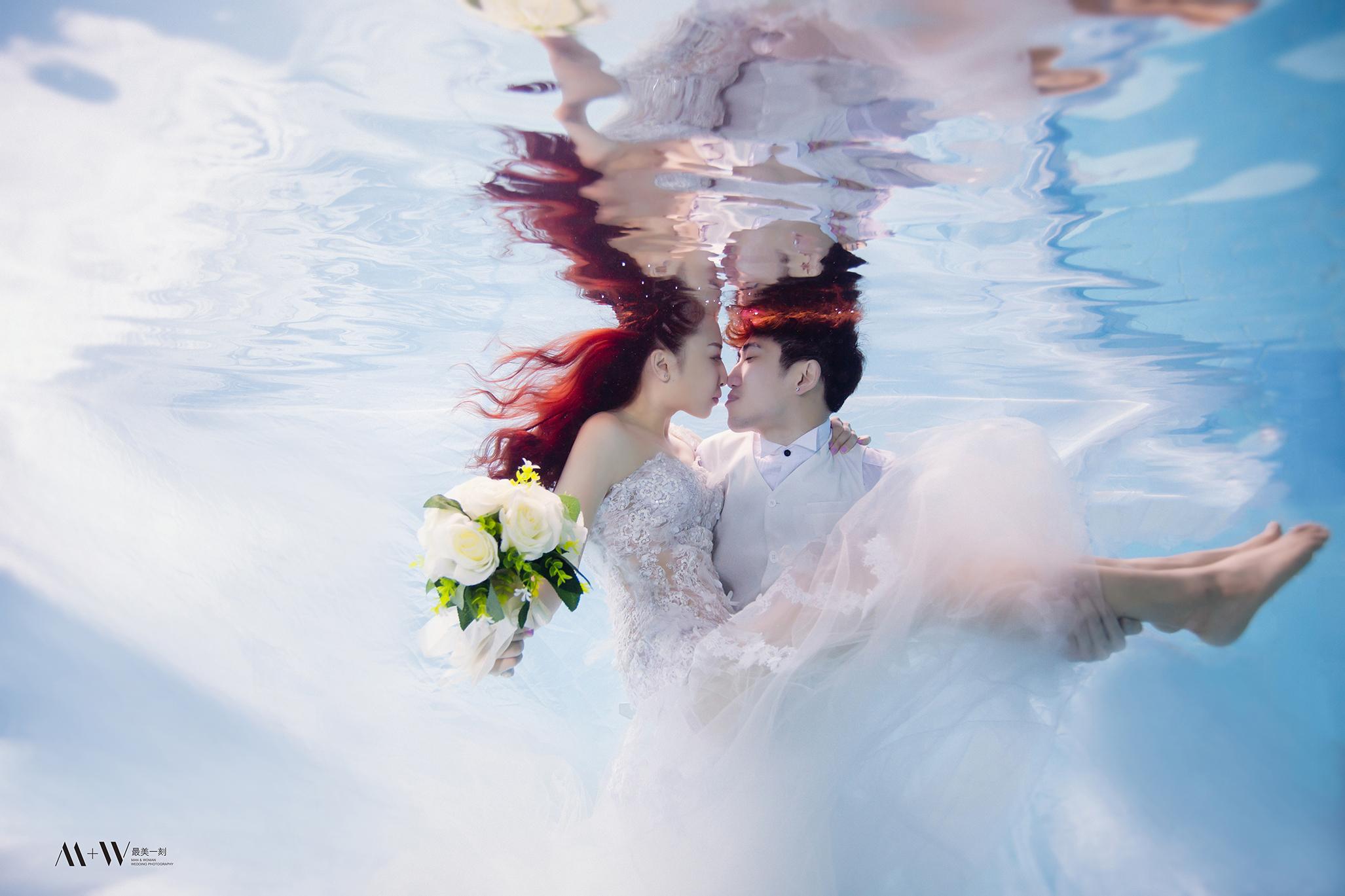 水中婚紗,水底攝影,underwater,underwaterphotography
