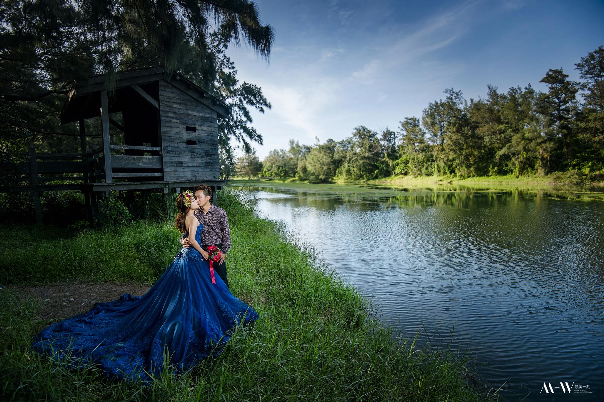 自主婚紗, 自助婚紗, 台東拍婚紗, 台東熱氣球, 拍婚紗, 內湖婚紗