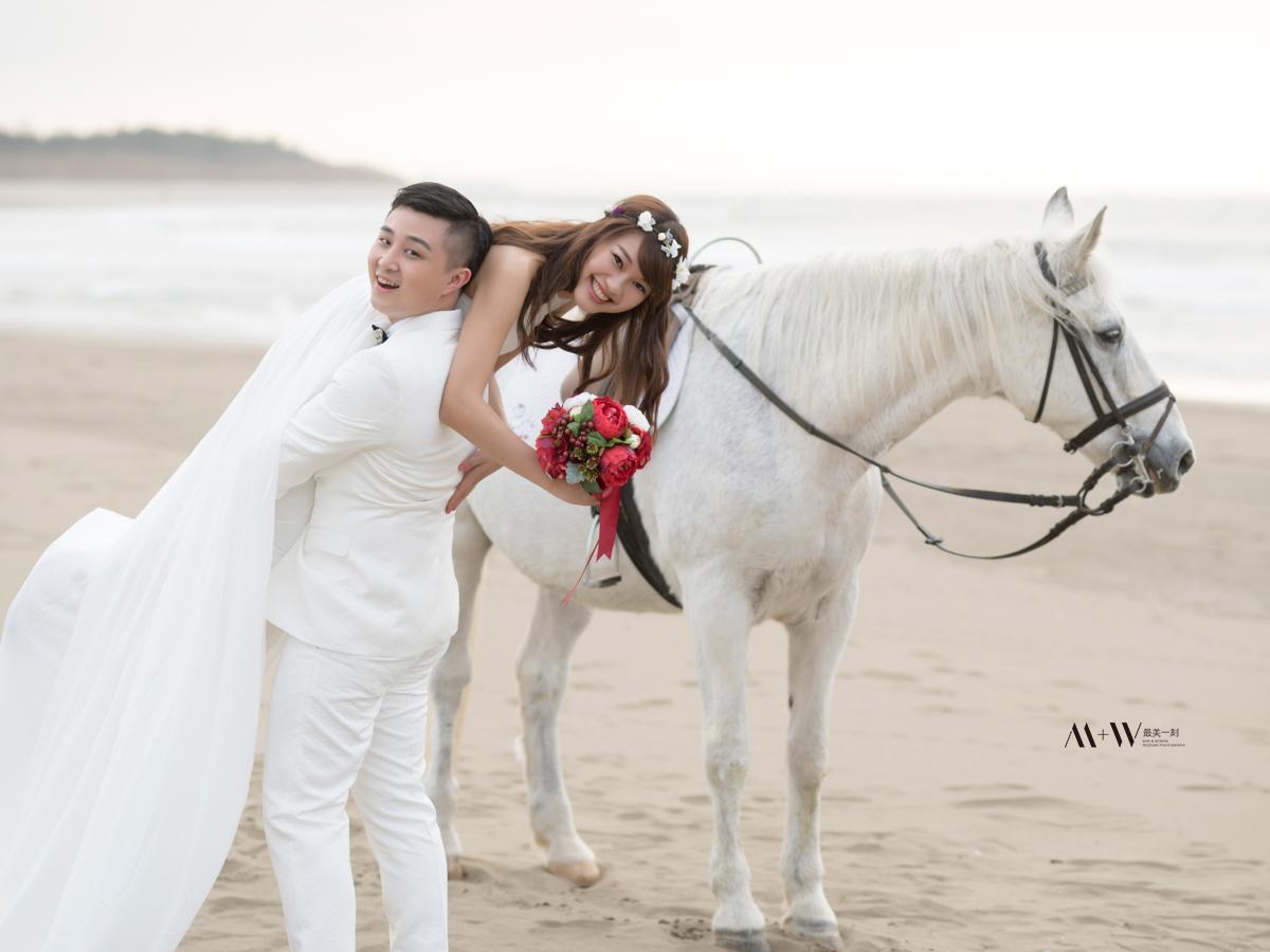 【自主婚紗】又勤 & 慈伶  紀實攝影 @ M+W最美一刻