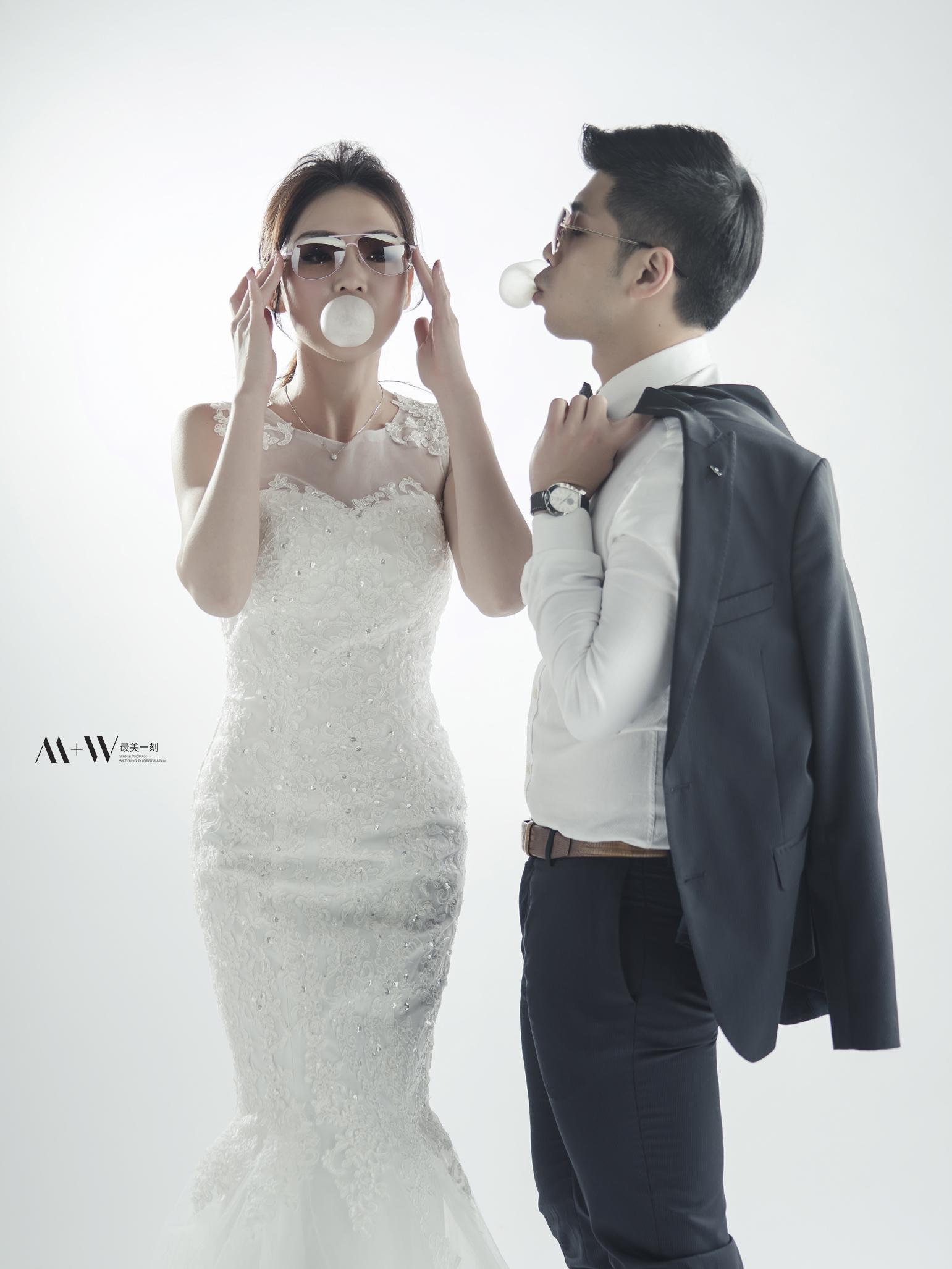 【自主婚紗】 Wayne & Megan紀實攝影 @ M+W最美一刻